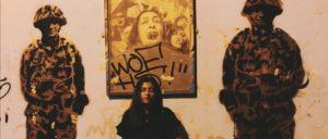 Graffito su un muro, Napoli
