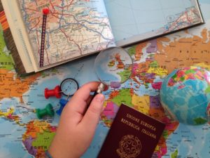 il kit del perfetto viaggiatore
